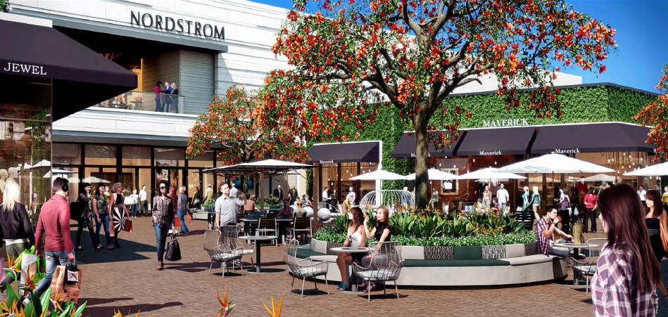 Westfield Utc Mall Expansion Is About To Start New Nordstrom New